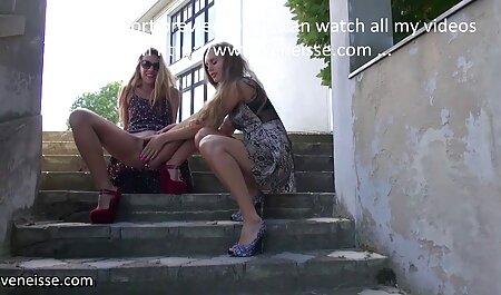 Piernas largas veteranas colombianas follando joven modelo porno descaradamente coqueteando con un vibrador