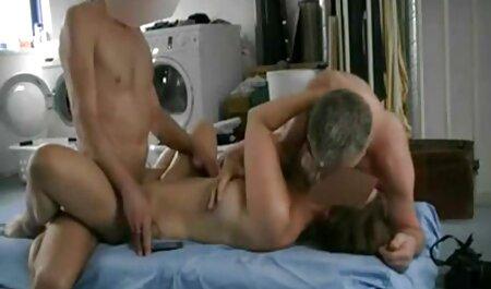 Macho libras videos de sexo veteranas de su novia rusa con Big L. labios en el culo