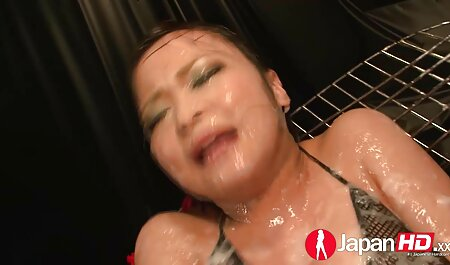 Japonés chica forced a mierda con su veteranas peludas follando novio con atado manos