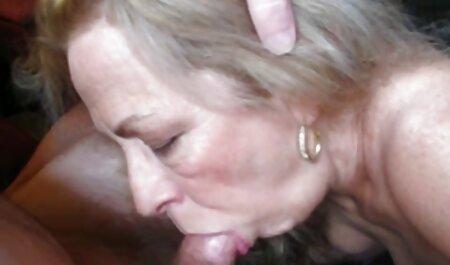 Phat culo Vanessa se la follan veteranas penetradas duro por dos pollas gordas