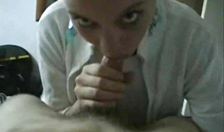 Joven pigtails adolescente niñera consigue follada videos de sexo veteranas difícil con owner