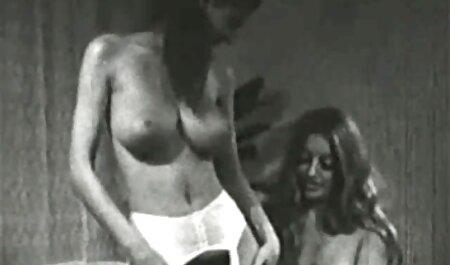Vendimia mujer con peludo coño fangoso veteranas pornos la fuerte mamada para su marido